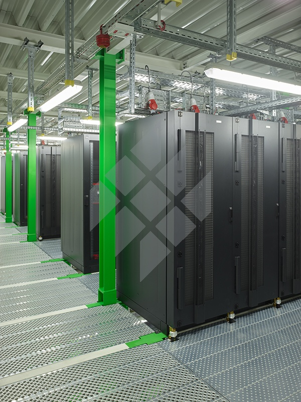 Data center GSI Helmholtzzentrum, Darmstadt